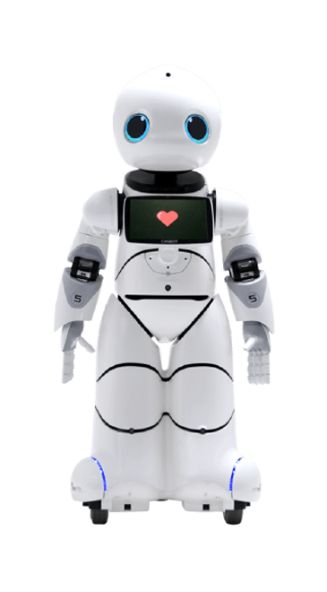 "CANBOT Humanoid Service Robot For Commercial Use ""U05"""
